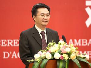 邓忠任海南省三沙市委副书记(图/简历)