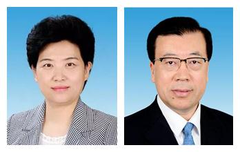福建山东两省统战部部长履新现任省级党委统战部部长一览