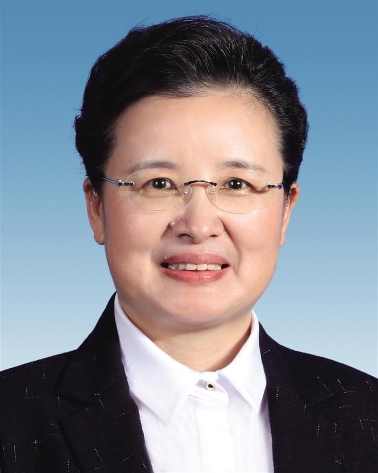 郭永紅任陜西省副省長(圖/簡歷)